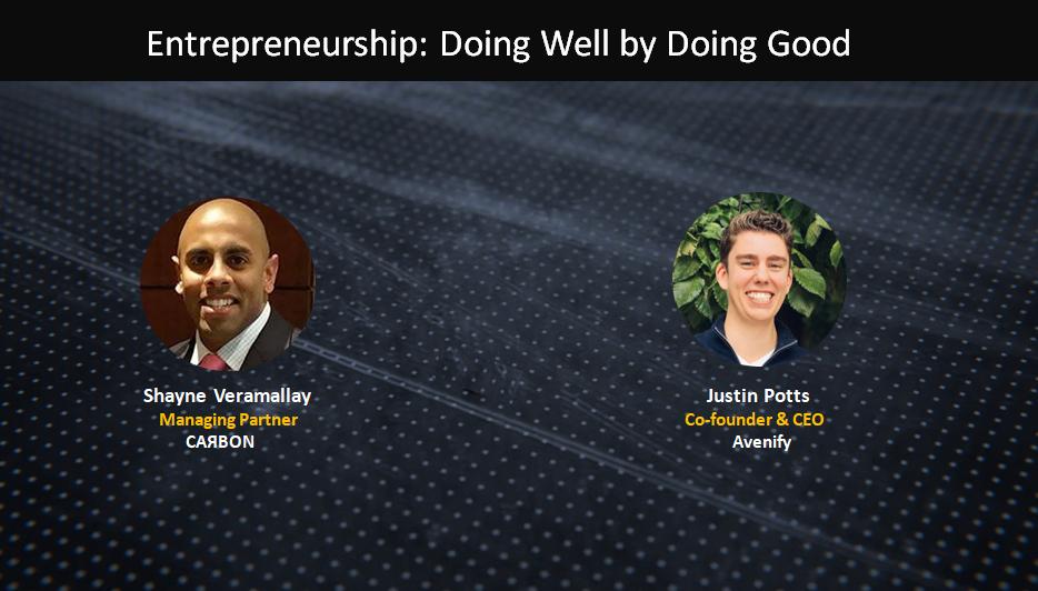 Entrepreneurship: Doing Well By Doing Good