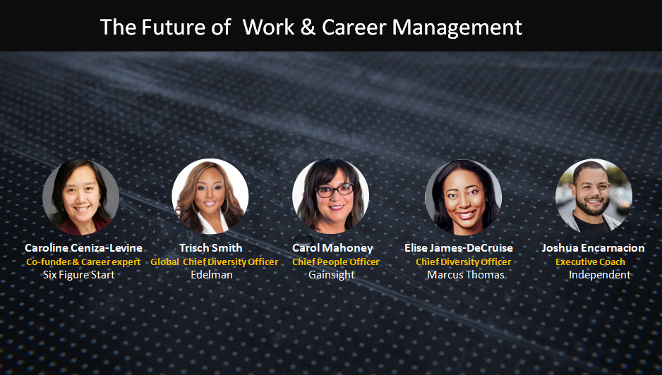 The Future of Work & Career Management